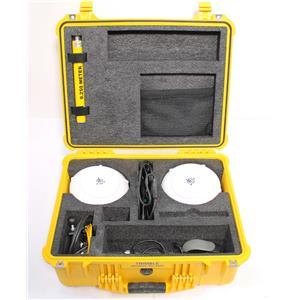 Trimble R8 Model 3 Base & Rover GNSS/ GPS / GLONASS 410-430 MHz Receiver Set