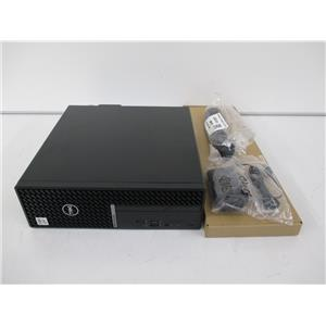 Dell 9HJPV OptiPlex 5080 SFF i5-10500 8GB 1TB W10P UNUSED w/WARR TO 02/01/2024