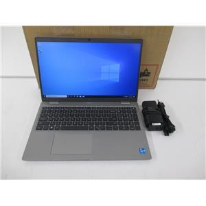 "Dell 0M5WJ Latitude 5520 i5-1145G7 8GB 256GB 15.6"" FHD W10P W/WARR TO 3/11/2022"