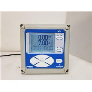 Rosemount 1056-01-24-38-AN Liquid Analyzer