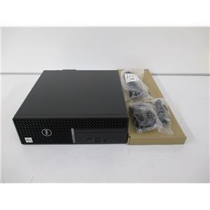 Dell MR3GV OptiPlex 7080 SFF i7-10700 16GB 256GB NVMe W10P UNUSED WARR TO 2024!