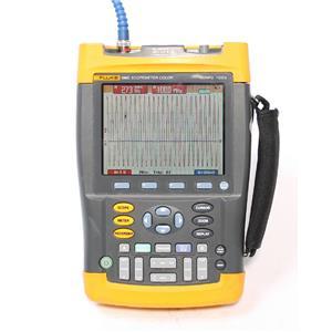 Fluke 196C 100MHz 1GS/s Digital Oscilloscope Scopemeter Multimeter