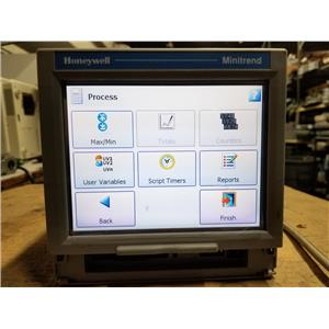 Honeywell Minitrend TVMIGR-80-2-22-4-050-0U0000-000 Electronic Data Recorder