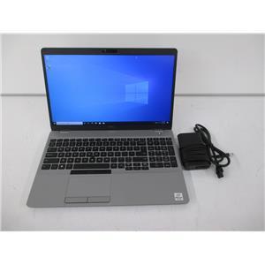 """DELL 52TPV LATITUDE 5510 15.6"""" Core I5-10310U 8GB 500GB HDD W10P w/WARR TO 12/21"""