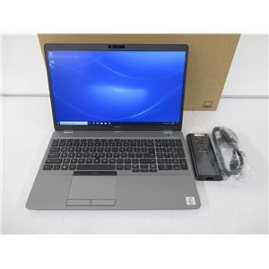 """Dell WVVW3 Latitude 5511 -15.6""""- Core i7 10850H 16GB 512GB w/WARR TO 5/30/2022"""