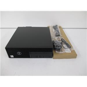 Dell 6C7T3 OptiPlex 3080 SFF Desktop i3-10100 4GB 500GB W10P w/WARR TO 1/5/2024