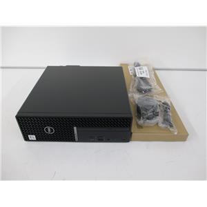Dell 2HH3Y OptiPlex 5080 SFF i7-10700 8GB 256GB W10P UNUSED w/WARR TO 6/5/24!!!!