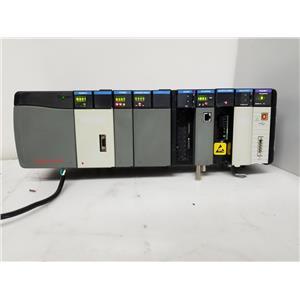 Honeywell TC-FPCXX2 w/TC-FFIF01,TK-FTEB01,TC-PRR021,TC-IXR061,TC-CCR013,1756-DNB