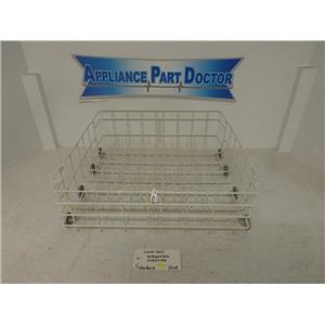 Frigidaire Dishwasher 808602302  154319706 Lower Dish Rack Used