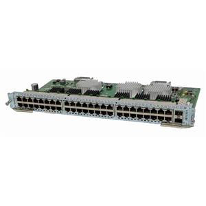 Cisco SM-D-ES3-48-P Module 48x 10/100 PoE 2x SFP Switch for Cisco 2900 3900