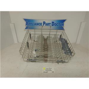 Whirlpool Dishwasher W10727422  8539235 Upper Dish Rack Used