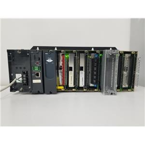 Honeywell HC900 8 Slot Rack w/ 900C32-0141-00, 900G32-0101, 900H32-0101, & More