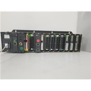Honeywell HC900 12 Slot Rack w/ 900C32-0141-00, 900G03-0202, 900B16-0202, & More