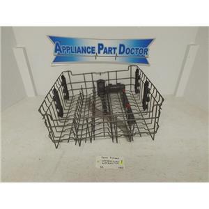 GE Dishwasher WD28X26105  WD28X21719 Upper Dish Rack Used