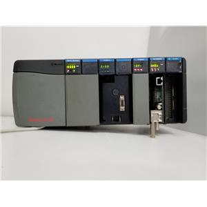 Honeywell TC-FPCXX2 w/ TC-PRS021, TC-FFIF01, TK-FTEB01, TC-CCR013, 1756-IB16I/A
