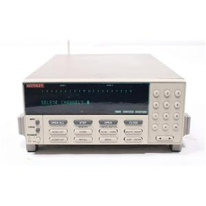 Keithley Model 7001 Switch System with 7057A Thermocouple Scanner Board