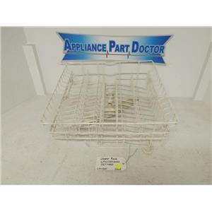 Whirlpool Dishwasher WPW10253040  3377450 Upper Dish Rack Used