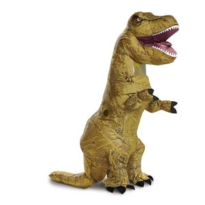 Jurassic World: T-Rex Inflatable Kids Child Costume One Size (up to 7-8)