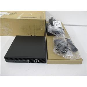Dell KVWPY OptiPlex 7080 MFF i7-10700T 16GB 512GB W10P UNUSED w/WARR TO 2/9/24!!