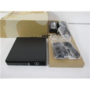 Dell Y2CDR OptiPlex 7080 MFF i5-10500T 8GB 256GB NVMe W10P UNUSEDw/WARR TO 2024!