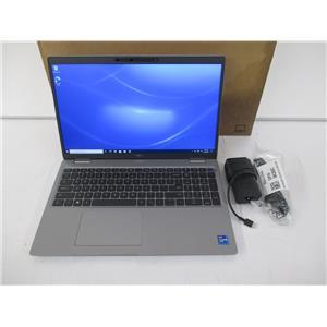 """Dell 9D00Y Latitude 5520 15.6""""  i7-1185G7 16GB 512GB NVMe W10P -UNUSED 2024 WARR"""