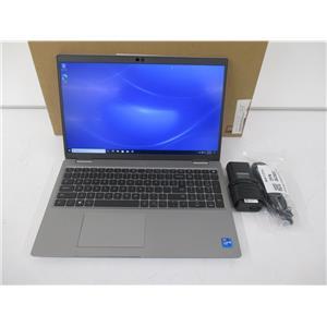 """Dell 9H83R Latitude 5520 15.6"""" i5-1145G7 16GB 256GB NVMe W10P UNUSED 2022 WARRTY"""