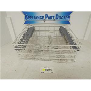 GE Dishwasher WD28X10281  WD28X10278 Upper Dish Rack Used