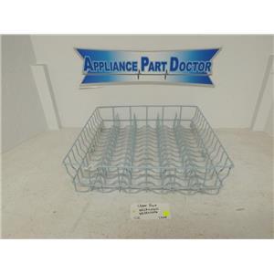 GE Dishwasher WD28x10210  WD28X0246 Upper Dish Rack Used