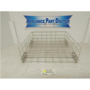 Maytag Dishwasher W10161215  8539225 Lower Dish Rack Used