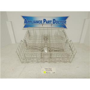 Maytag Dishwasher W10909088  W10164198 Upper Dish Rack Used
