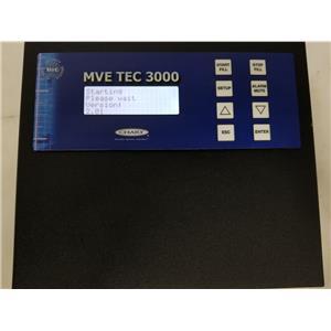 MVE TEC 3000 Freezer Controller N0510-01-0705F