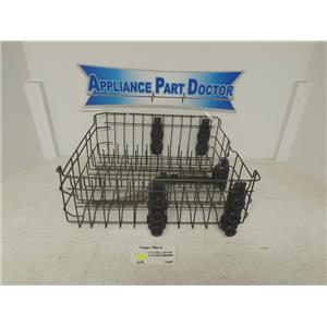 GE Dishwasher WD28X25018  WD28X22626 Upper Rack Used