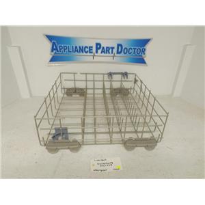 Whirlpool Dishwasher W10727679  8561749 Lower Rack Used