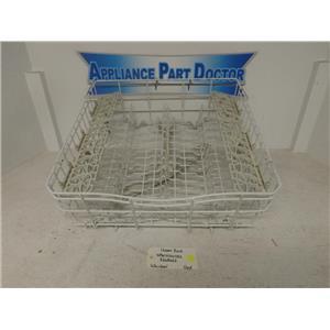 Whirlpool Dishwasher WPW10350382  8268622 Upper Dish Rack Used