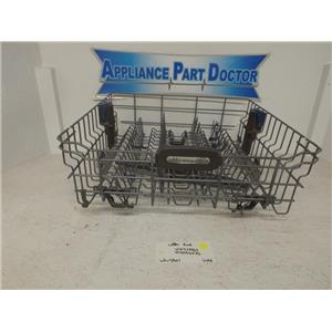 Whirlpool Dishwasher W10728863  W10056270 Upper Dish Rack Used