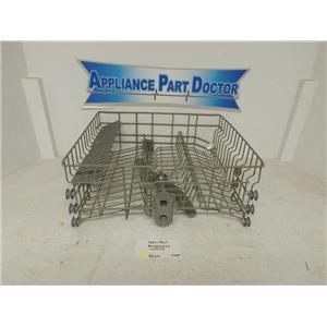 Upper Dishwasher 00249277  665313 Upper Rack Used