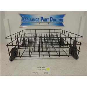 Maytag Dishwasher W10610945 Lower Dish Rack Used