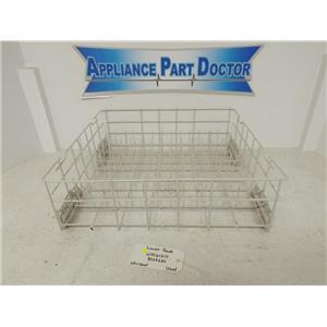 Whirlpool Dishwasher W10161215  8539225 Lower Dish Rack Used