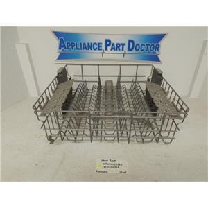 Kenmore Dishwasher WPW10350382  W10350382 Upper Dish Rack Used