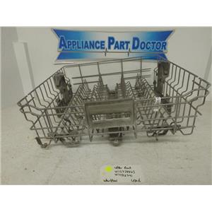 Whirlpool Dishwasher W10728863  W10312791 Upper Rack Used