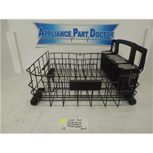 GE Dishwasher WD28X26106  WD28X22827  WD28X22867 Lower Rack Used