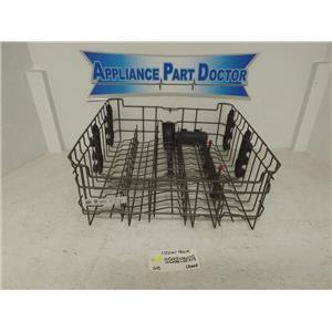 GE Dishwasher WD28X26105  WD28X21719  Upper Rack Used