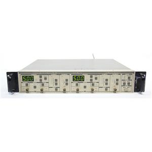 Stanford Research SR650 Dual Ch Hi/Lo Dual Channel Filter