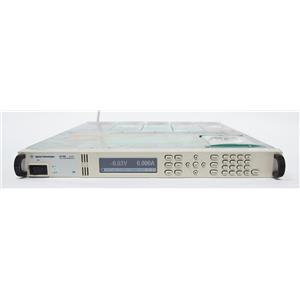 Agilent Keysight N6700B Power System Mainframe w/ 2x N6736B / 2x N6734B Modules