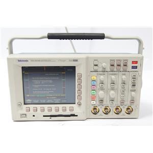 Tektronix TDS3034B 300 MHz 4CH DPO Oscilloscope with TRG / FFT