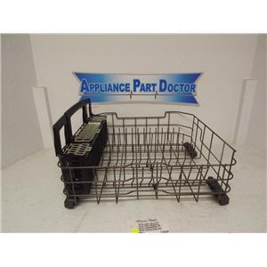 GE Dishwasher WD28X6099  WD28X22696  WD28X867  WD28X22624 Lower Rack Used