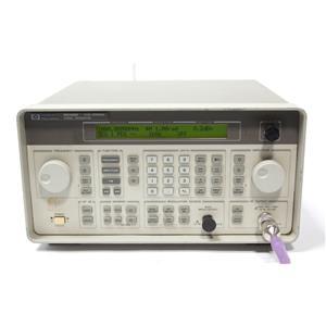 HP Agilent 8648B 9 kHz-2000 MHz Synthesized Signal Generator OPT 1E2 1E5 1E6 1EA