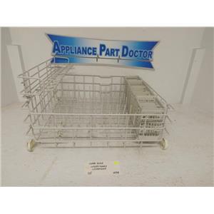 GE Dishwasher WD28X10226  WD28X10109 Lower Rack Used