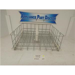 Whirlpool Dishwasher W10311986 Lower Rack Used