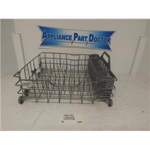 GE Dishwasher WD28X10333  WD28X10128 Lower Rack Used